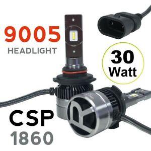 RS-MINI-9005-30W-CSP-1860-Focus-Beam-LED-Headlight-Kit-2pcs
