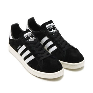 Adidas Campus Black White For Men Size 8 to 10 New In Box BZ0084 100% Original