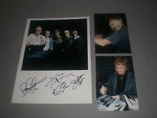 Deep Purple  signed signiert autograph Autogramm auf 20x28 Foto in person