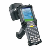 Symbol Motorola Mc9090g Wireless Laser Barcode Scanner Rfid Red Beam Inventory