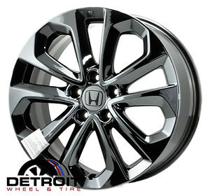Honda Accord 2013 Black Rims HONDA ACCORD PVD Black...