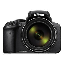 Nikon COOLPIX P900 Digital Camera with 83x Optical Zoom and Built-In Wi-Fi Black