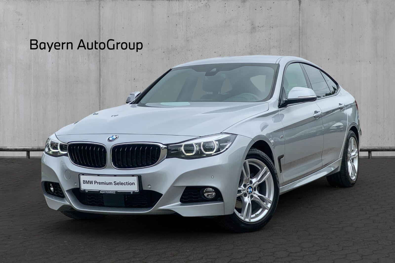 BMW 320d 2,0 Gran Turismo M-Sport xDrive au 5d - 449.900 kr.