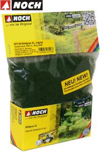 NOCH-07116-Wild-Growing-Grass-XL-Dark-Green-12-MM-40-G-100-G-New-Boxed
