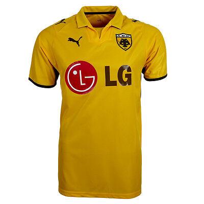 AEK Athen Trikot Puma 734995-01 Griechenland Fußball Jersey Shirt S M L neu