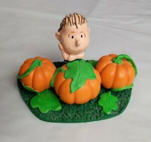"""""""Peanuts"""" Linus Figurine """"PUMPKIN PATCH"""" 1992 The Danbury ..."""