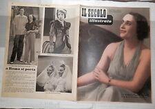 Duchessa di Genova Donne abissine Carole Lombard Bruno Mussolini Moda Roma e