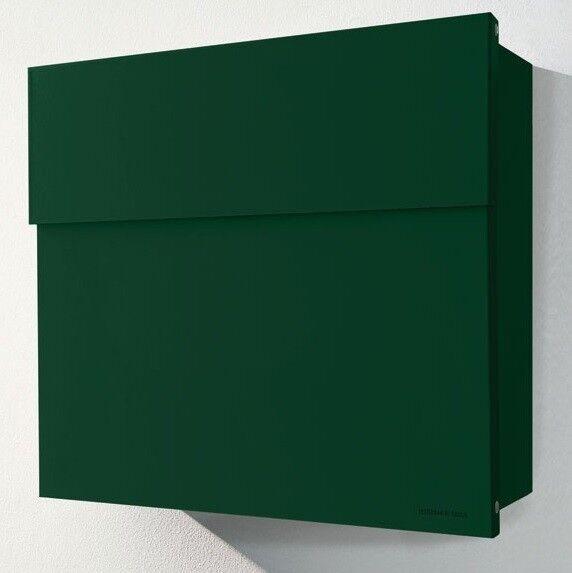 Briefkasten Postkasten Wandbriefkasten Letterman 4 dunkelgrün von RADIUS 560o