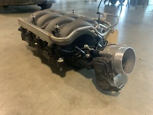 2011-2014-Mustang-Coyote-5-0-Intake-Manifold-Injectors-Rails-amp-Throttle-Body