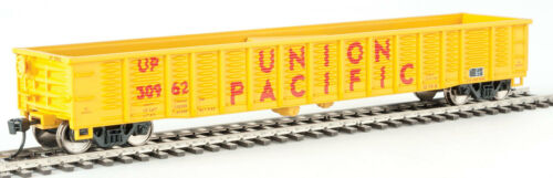 Traccia h0-carro merci gondola Union Pacific 6073 NUOVO