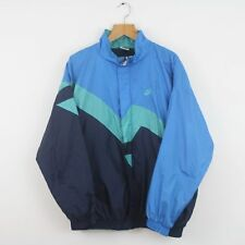 Vintage 90s NIKE Shellsuit Jacket Coat | Retro Wavey Festival Ski Atheltic | XL