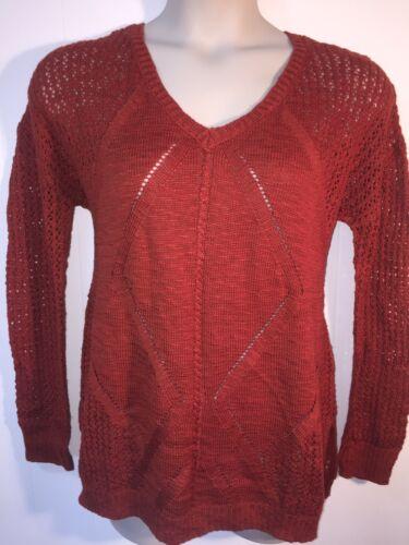 David rouille noir Bitton Ls Buffalo tricot Chandail XL en qw6IO4F