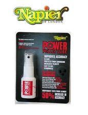 Napier Power Pellet Lube 25ml Pump Spray Air Gun Air Rifle Improve Accuracy
