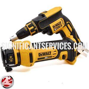DeWALT-DCF620-20V-XR-Li-Ion-Cordless-Brushless-Drywall-Screwgun-DCS551B-Cut-Out