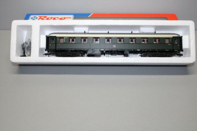Spur H0 1 St DB Selbstentladewagen m Roco 56332 Kohleladung OVP