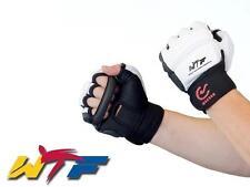 WACOKU Taekwondo Handschuhe, WTF zugelassen. Handschutz TKD, Gr. XXS-XL. Karate