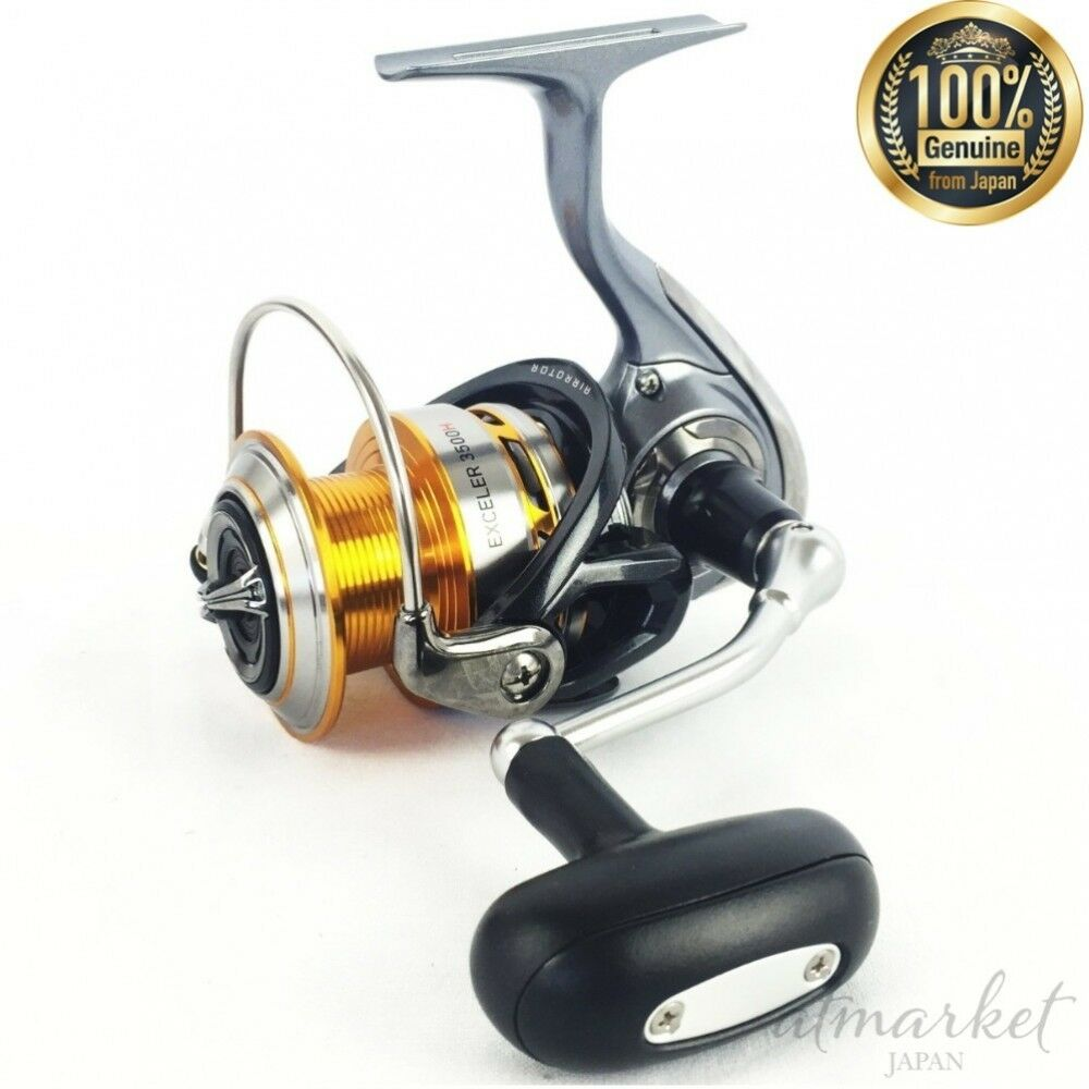 DAIWA 17 EXCELER 3500-H Spinning Reel NEW from JAPAN F S