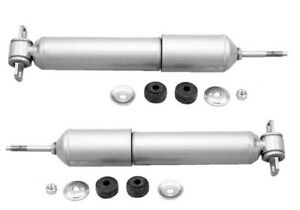 For Chevrolet Express RWD Pair Set of 2 Front Left /& Right Shocks Monroe 911255