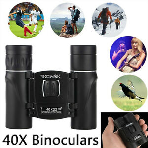 EE-40-X-22-MINI-BINOCULARS-OUTDOOR-CAMPING-HUNTING-TRAVEL-FOLDING-TELESCOPE-STR