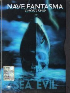 Dvd-Nave-Fantasma-CUSTODIA-SNAPPER-LENTICOLARE