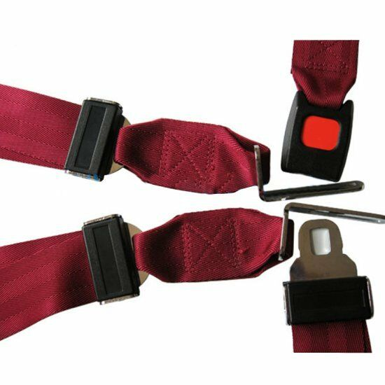 Stretcher Cot Immovable Bandage Shoulder Harness Restraints System