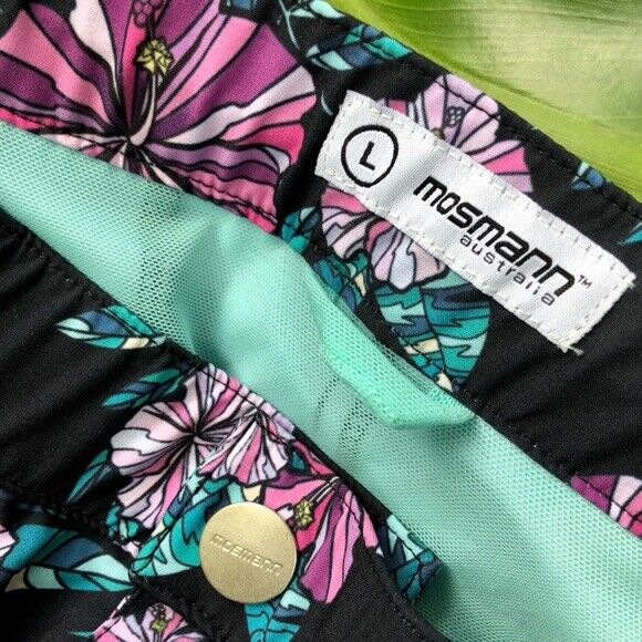 Mossmann Tailored Swim Trunks Shorts Floral print - image 5