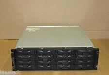 Dell EqualLogic PS5000XV Virtualized iSCSI SAN Storage Array 16x 600Gb + 2 Ctrls