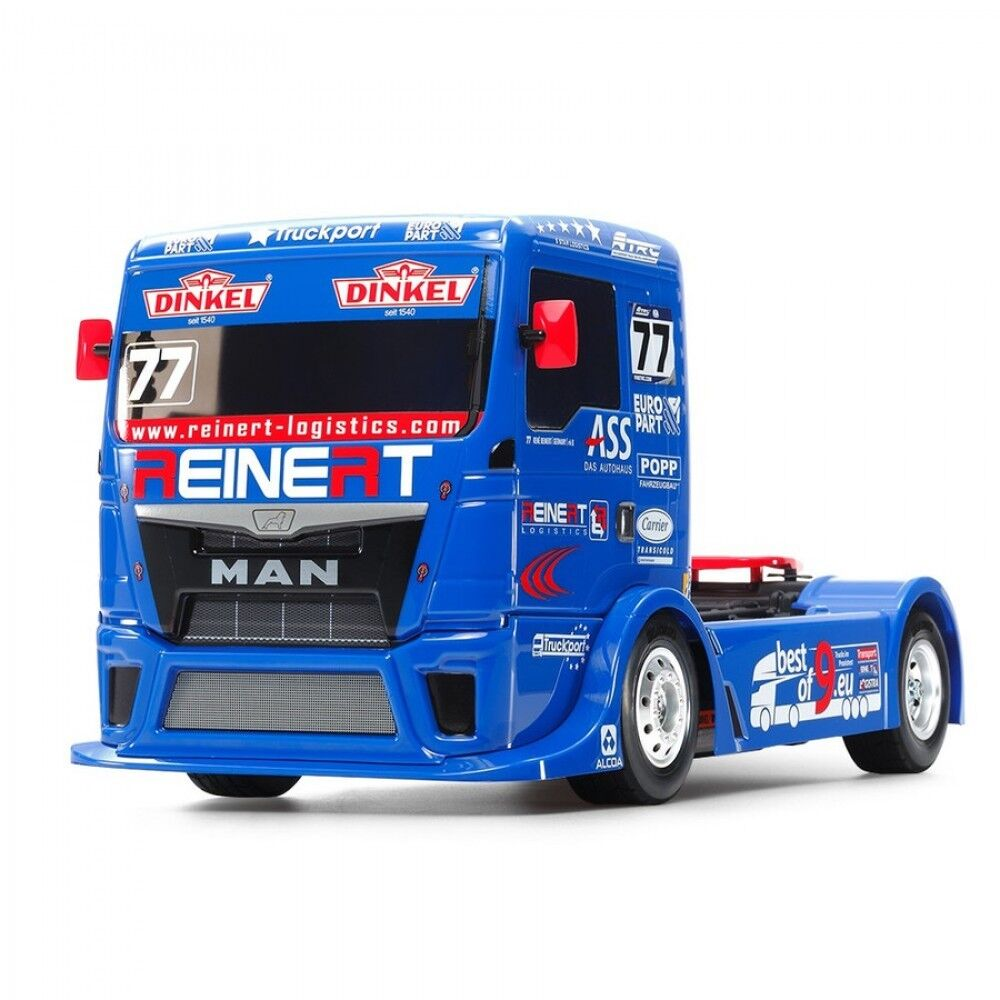Tamiya 1 10 Eléctrico Coche Rc Serie No.642 1 14 Equipo Reinert Carreras