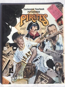 VINTAGE-OFFICIAL-1987-PITTSBURGH-PIRATES-YEARBOOK