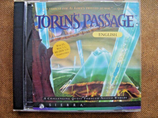 Torin's Passage (PC: Windows, 1995)