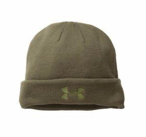 Under-Armour-1219736-Men-039-s-UA-Tactical-Stealth-Beanie-Marine-Od-Green-OSFA-CL
