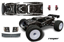 AMR JConcepts Punisher RC8T Illuzion RC Graphic Decal Kit Associated Body REAPER