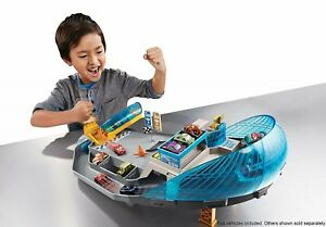 Disney-Cars-3-Mini-Racers-Rollin-Raceway-4-Toy-Car-Race-Track-Lightning-Mcqueen