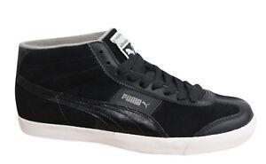 Lp noir 353830 Puma en 02 D105 Roma Hi cuir lacets tennis à de Lodge Chaussures 5xqTwCxPA