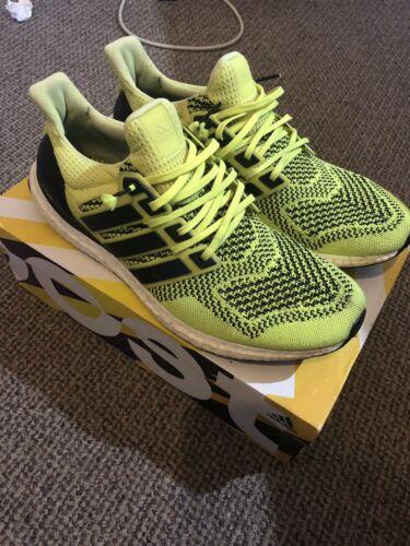 Ultra Uk12 Adidas Boost 0 Yellow Solar 1 HYwdBwqn6