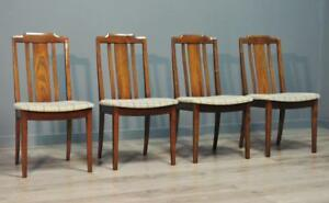 Attractive-Set-of-Four-4-Vintage-Retro-Elm-G-Plan-Back-Dining-Kitchen-Chairs