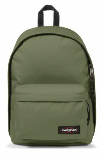 Eastpak Out Of Office Sac à dos cartable sac Quiet Kaki Vert Nouveau