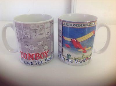 Aeromodeller Tomboy Tazza, Adoro L'odore Del Gasolio Domattina!-mostra Il Titolo Originale Gli Ordini Sono Benvenuti