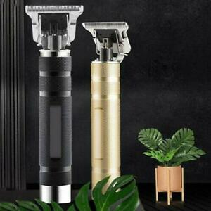 HOT-Portable-Electric-Pro-T-outliner-Cordless-Trimmer-Wireless-Hair-Clipper-Set
