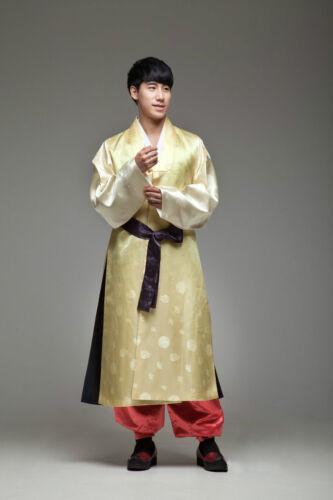 Hanbok Dress Custom Made Korean Tradtional Man Hanbok National Party Outfits