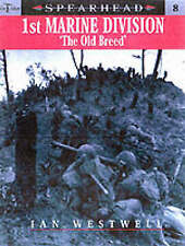 Very Good 071102958X Paperback Spearhead 08 - 1st Marine Division - the Old Bree
