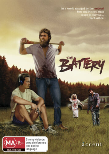 1 of 1 - The Battery (DVD) - ACC0354