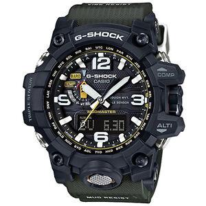 Casio-G-Shock-GWG-1000-1A3-GWG-1000-Saphir-Kristall-Uhr-BRANDNEU