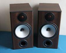 Monitor Audio Bronze BX2 altavoces (nogal)