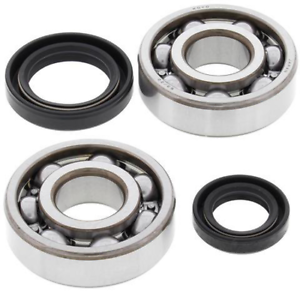 Crank Bearing /& Seal Kit~2002 Honda CR125R All Balls 24-1003