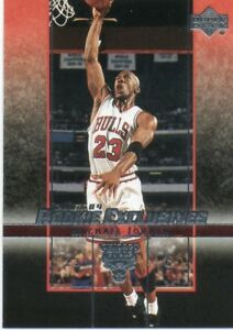 MICHAEL-JORDAN-2003-04-UPPER-DECK-ROOKIE-EXCLUSIVES-BASKETBALL-CARD
