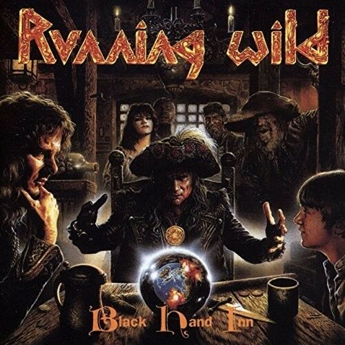Running Wild - Black Hand Inn [New CD] UK - Import