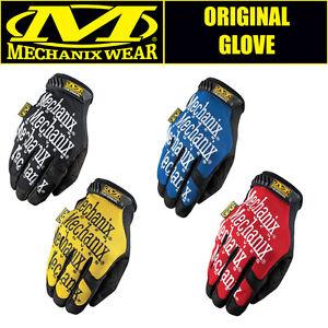 Genuine-Original-Mechanix-Gloves-Motor-Sport-Mechanics-FREE-UK-POSTAGE