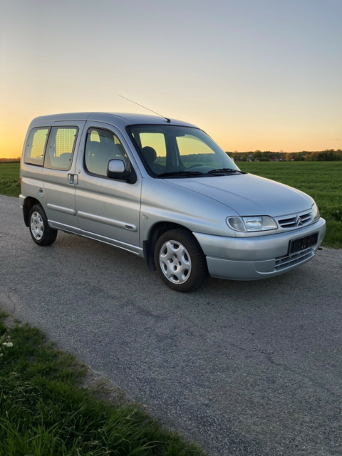 Citroën Berlingo, 1,6i 16V Family, Benzin, 2002, km 309000,…