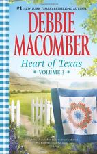Heart of Texas: Heart of Texas Vol. 3 by Debbie Macomber (2013, Paperback)